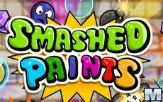 Smashed Paints