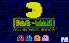 PacMan: Championship Edition