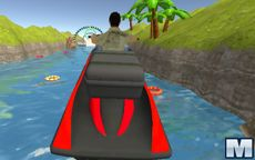 JetSky Water Racing Power Boat Stunts