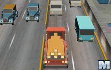 Mini Truck Driver