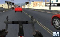 Highway Bicycle Simulation
