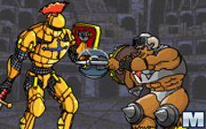 Goldener Gladiator