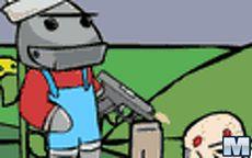 Roboter Farmer