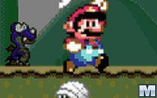 Super Mario Flash - Halloween Version