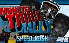 Monster Truck Rally Speed Rush