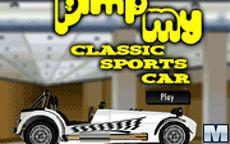 Pimp My Classic Sports Car